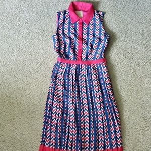 ModCloth chevron dress
